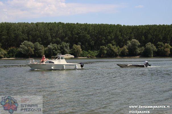 Uživanje na Dunavu