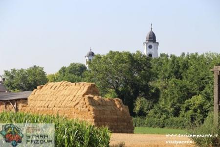Pogled na crkvu u Belegišu