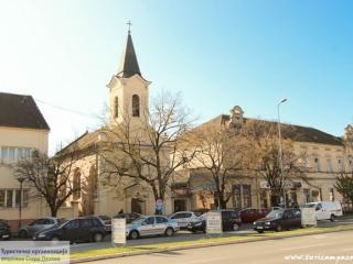 Rimokatolička filijalna crkva Presvetog Trojstva (1910) — Stara Pazova