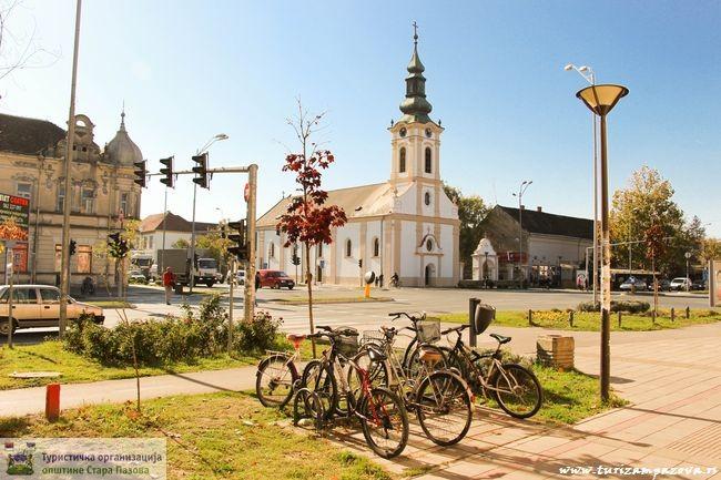 Evangelička crkva u Staroj Pazovi