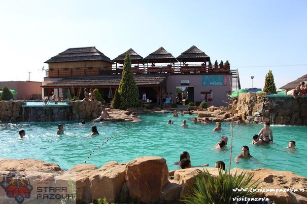 "Bazeni ""Horizont Swimming & Spa"""