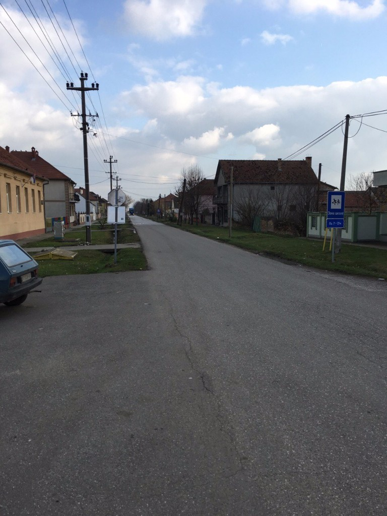 Centar, Krnješevci