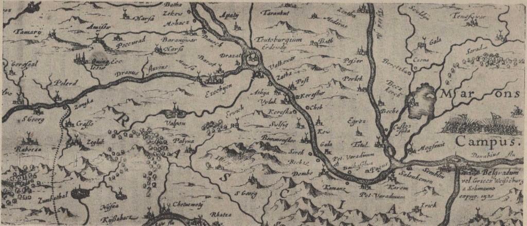 Slika br.1: Srem 1620.godine
