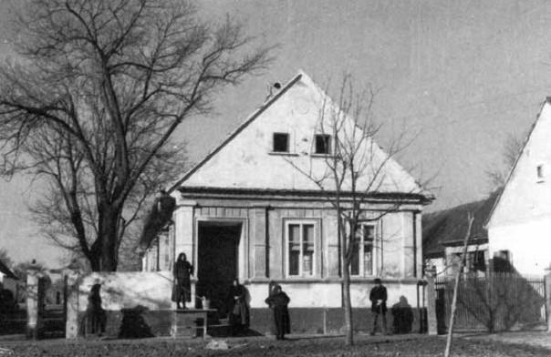 Švapska kuća, Nova Pazova, prva polovina XX veka