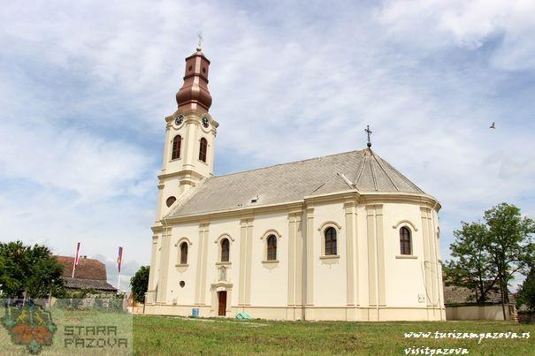 Hram Prenosa moštiju Sv. oca Nikolaja — Stari Banovci