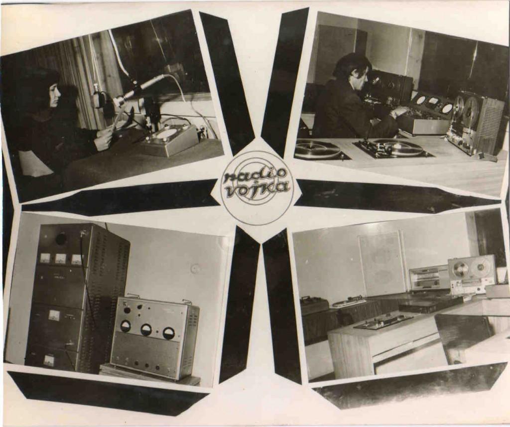 Slika br.6: Radio Vojka, druga polovina 20. veka