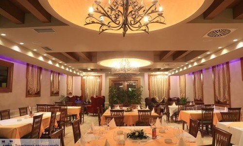 "Bar, Restoran, Hotel "" Village""- Stari Banovci"