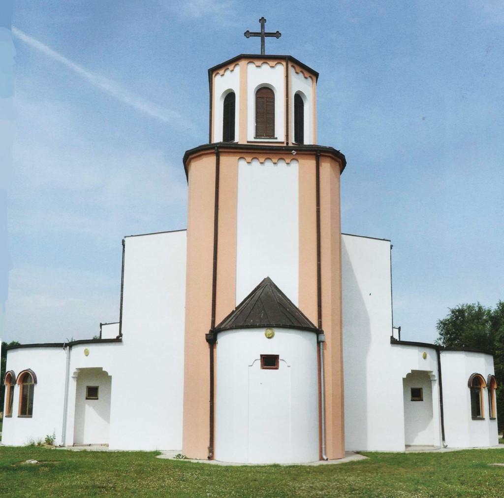 Kapela Vaskrsenja Gospodnjeg, Nova Pazova