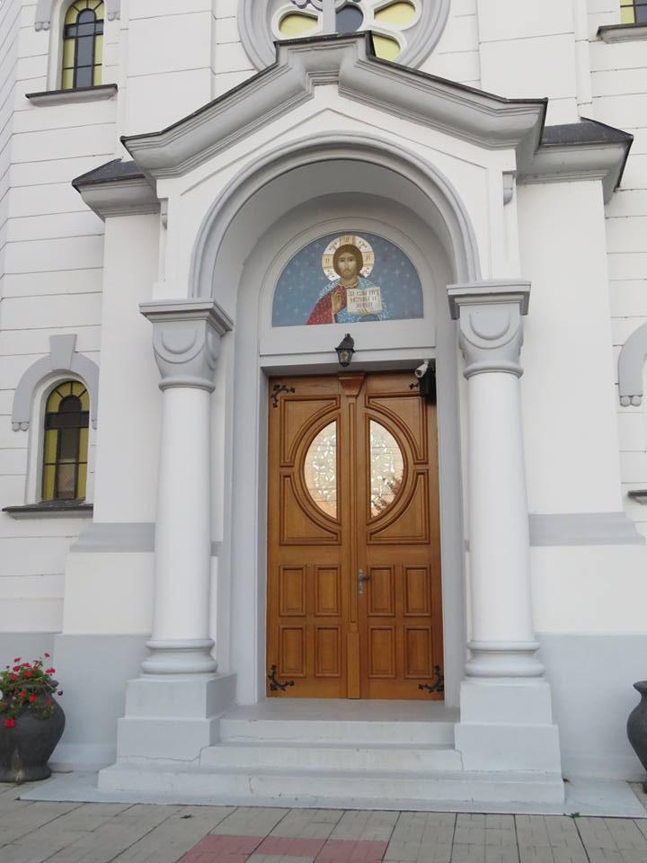 Ulaz u hram