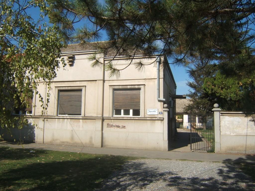 Kuća porodice Vojvodić (prva polovina XX veka), Stara Pazova