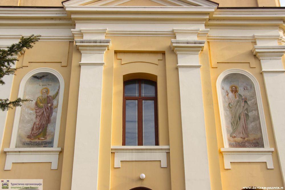 Hram Svetog proroka Ilije u Staroj Pazovi