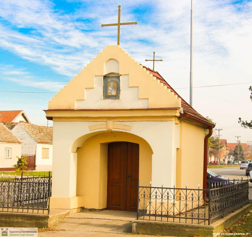 Kapela Svetog Ilije u Staroj Pazovi