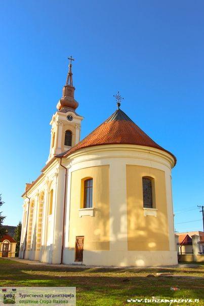 Hram Svetog proroka Ilije — Stara Pazova