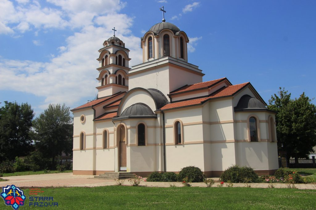 Hram Pokrova Presvete Bogorodice — Stara Pazova
