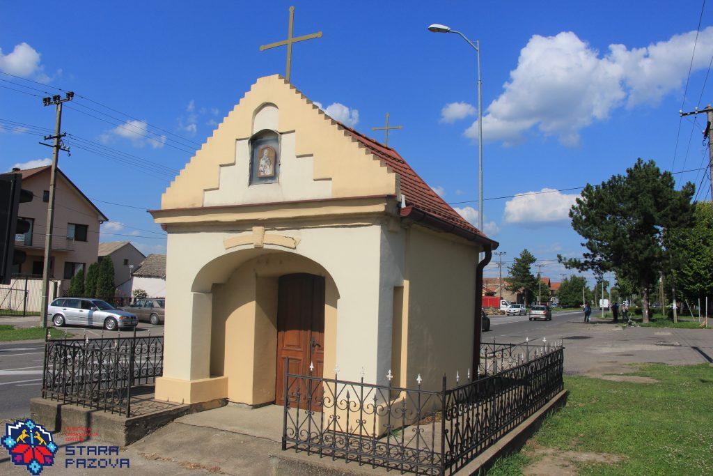 Kapela vodica posvećena Sv. Iliji — Stara Pazova