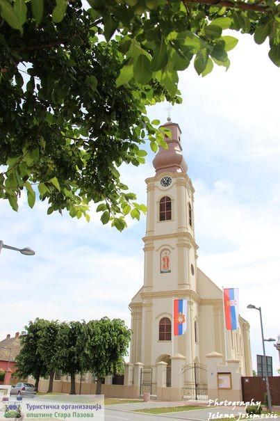 Hram Prenosa moštiju Svetog oca Nikolaja u Starim Banovcima