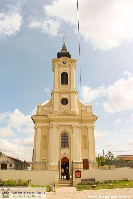 Hram Svetog oca Nikolaja u Surduku