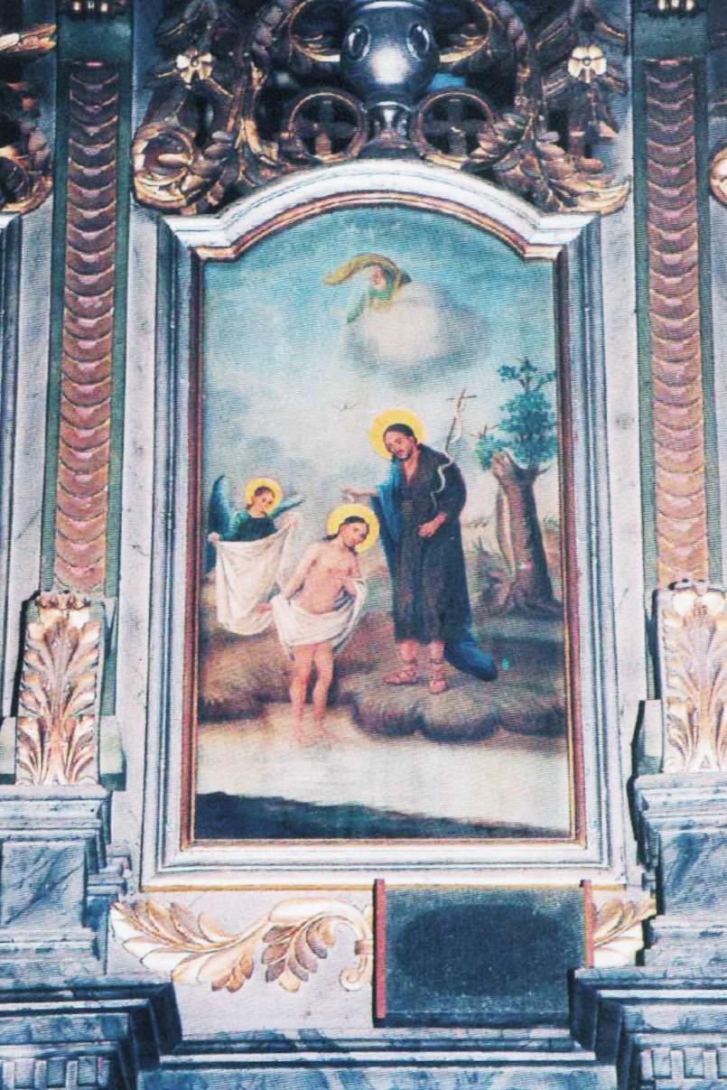 Krštenje (Stefan Subotić)