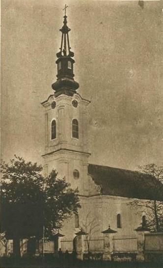 Hram Vavedenja Presvete Bogorodice, Golubinci, prva polovina XX veka