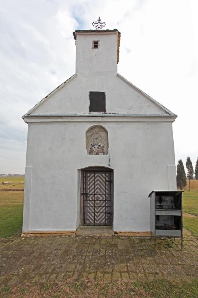 Zavetna kapela - vodica posvećena Svetom Nikoli, Golubinci