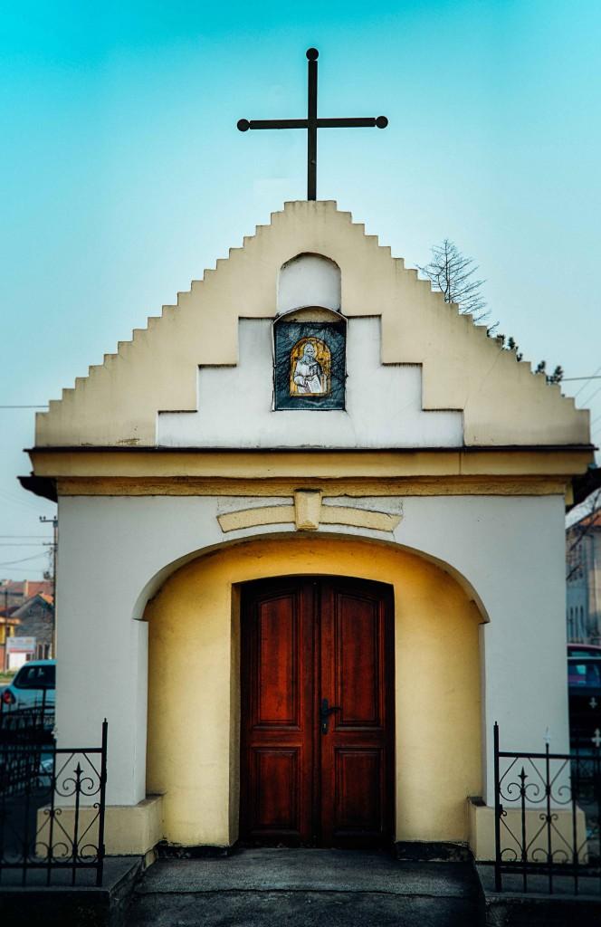 Kapela posvećena Svetom Iliji u Staroj Pazovi