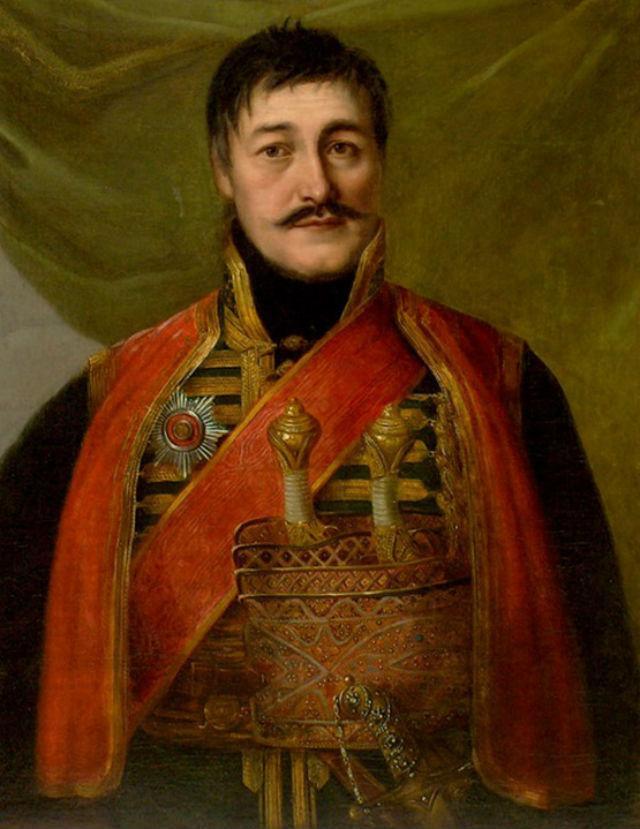 Đorđe Petrović - Karađorđe (1762 - 1817)