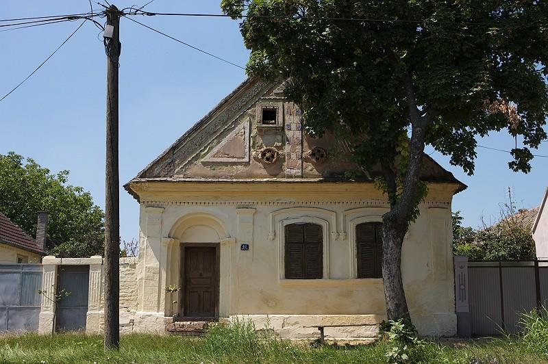 Seoska kuća u Vojki, kraj XIX veka