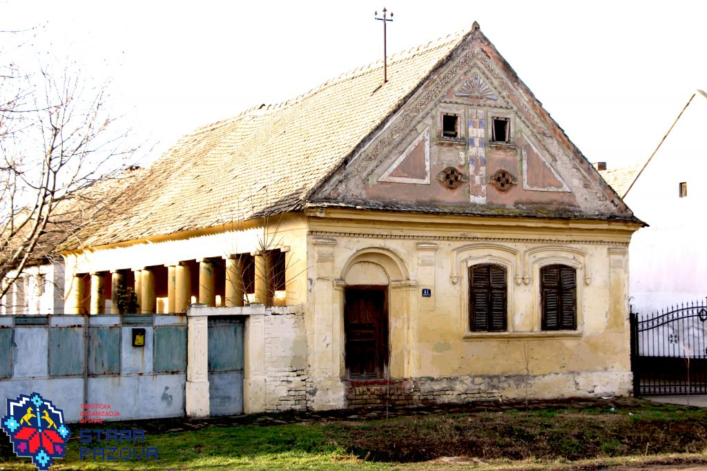 Seoska kuća