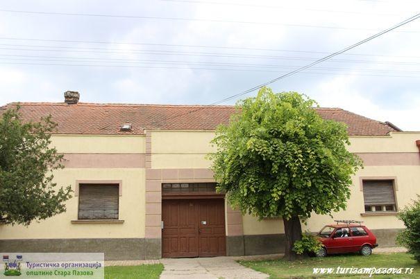 Kuća građanske arhitetkture u Belegišu