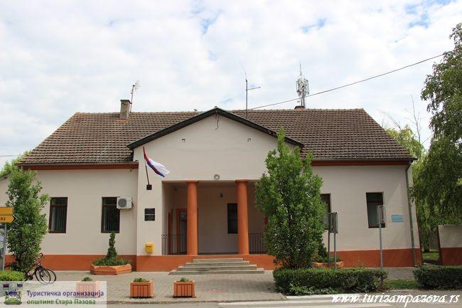 Zgrada mesne kancelarije (1770) u Golubincima