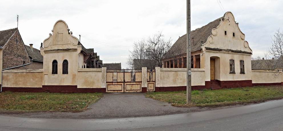 Seosko domaćinstvo porodice Lepšanović (podig.1888-1921.god.) u Golubincima