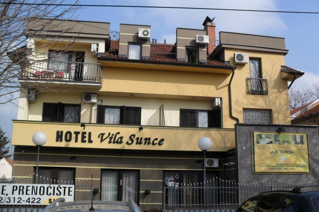 Hotel Vila Sunce-Stara Pazova