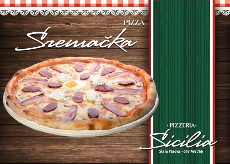 PizzeriaSICILIA – Stara Pazova