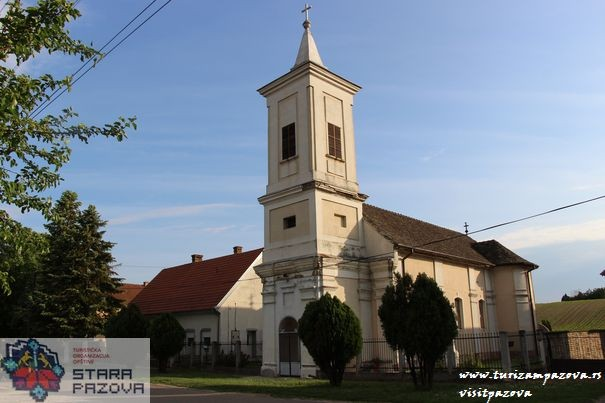 The Roman Catholic Church of the Birth of the Blessed Virgin