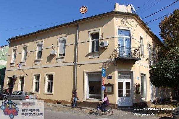 The public institution Cultural Center Stara Pazova
