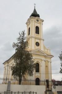 The temple of the Holy Father Nikolai – Surduk