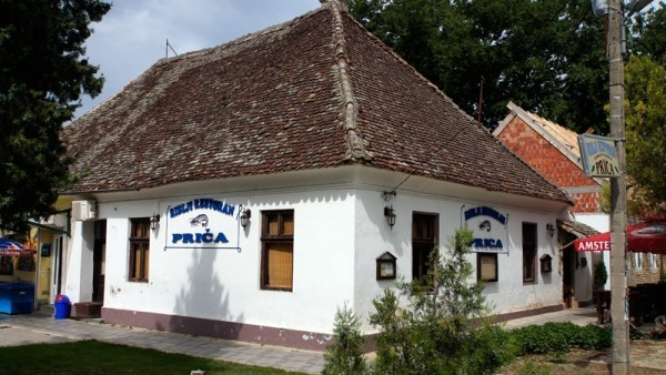 Fish restaurant Priča - Novi Banovci