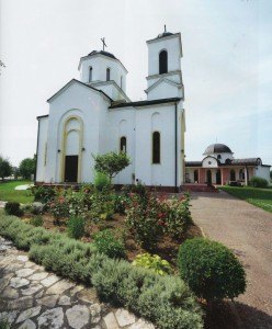 The temple of the Holy Trinity - Nova Pazova