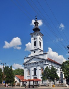 The Temple of Translation of Relics of the Saint Father Nicholas - Vojka