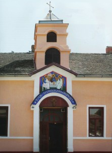 The templeof the Great Venerable Sisoje-Nova Pazova