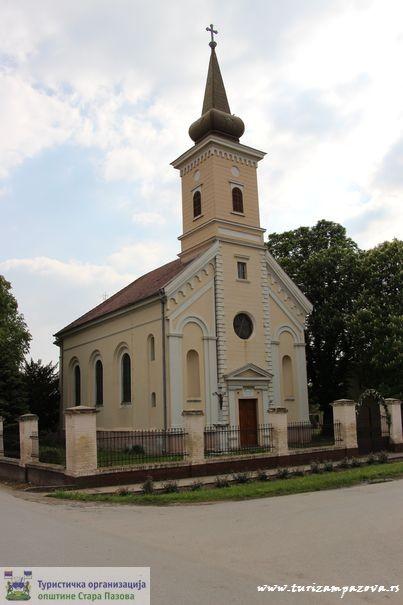 Römisch-katolische Kirche des Heiligen Jurja (Rimokatolička crkva Sv. Jurja) – Golubinci