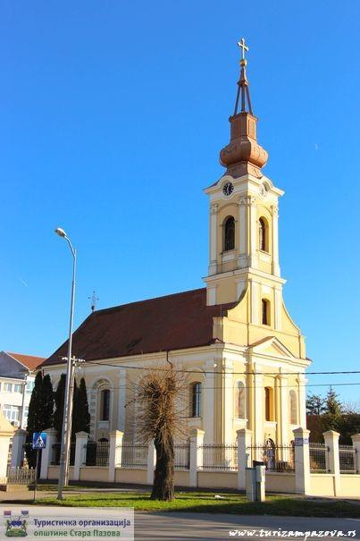 Kirche des Heiligen Propheten Ilija (Hran Svetog Proroka Ilije) – Stara Pazova