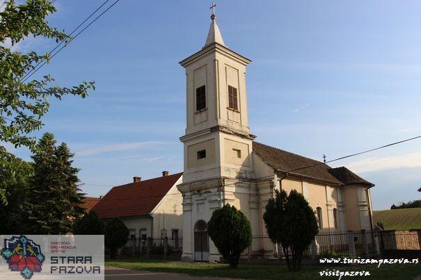 Römisch-katholische Kirche der Heiligte Jungfrau Marija – Novi Banovci