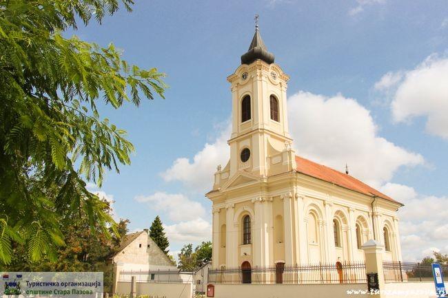 Kirche des Heiligen Vaters Nikolaj (Hram Svetog oca Nikolaja) – Surduk