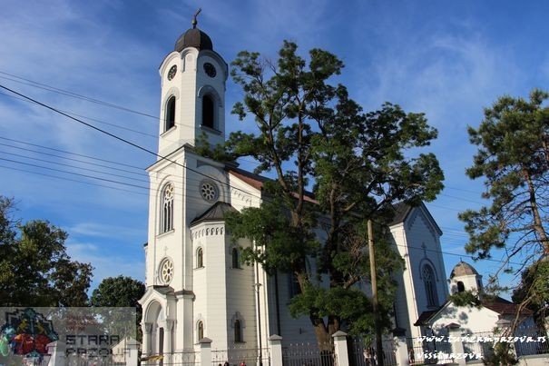 Kirche des Heiligen Vaters Nikolaj – Belegiš