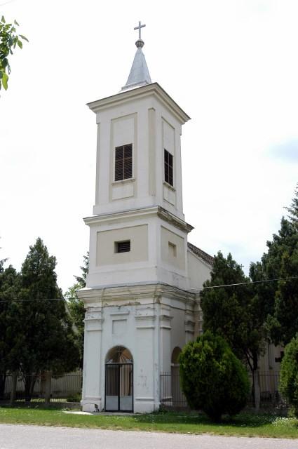 Römisch-katholische Kirche der Heiligte Jungfrau Marija (Rodjenja Blazene Djevice Marije) – Novi Banovci