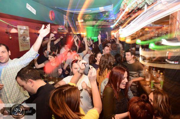 """Caffe """"Club 22"""" – Nova Pazova"""