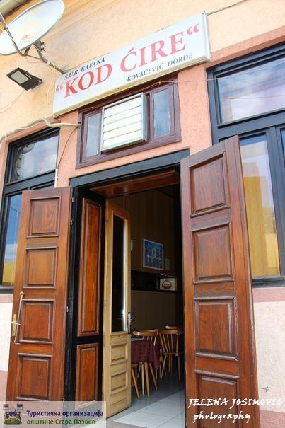 "Taverne ""Kod Ćire""– Golubinci"