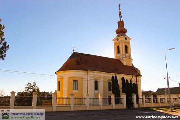 Chrám Svätého próroka Eliáša - Stará Pazova