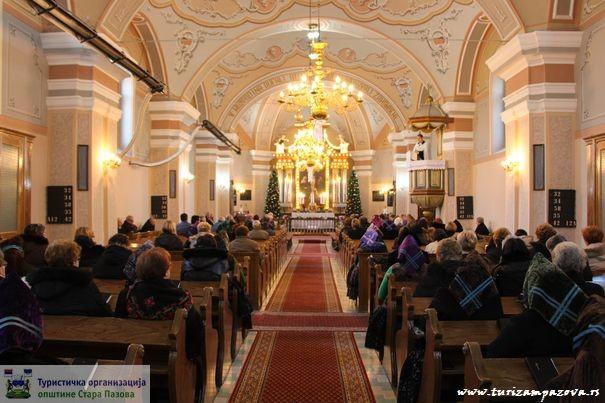 Slovenský evanjelický kostol a.v. – Stará Pazova